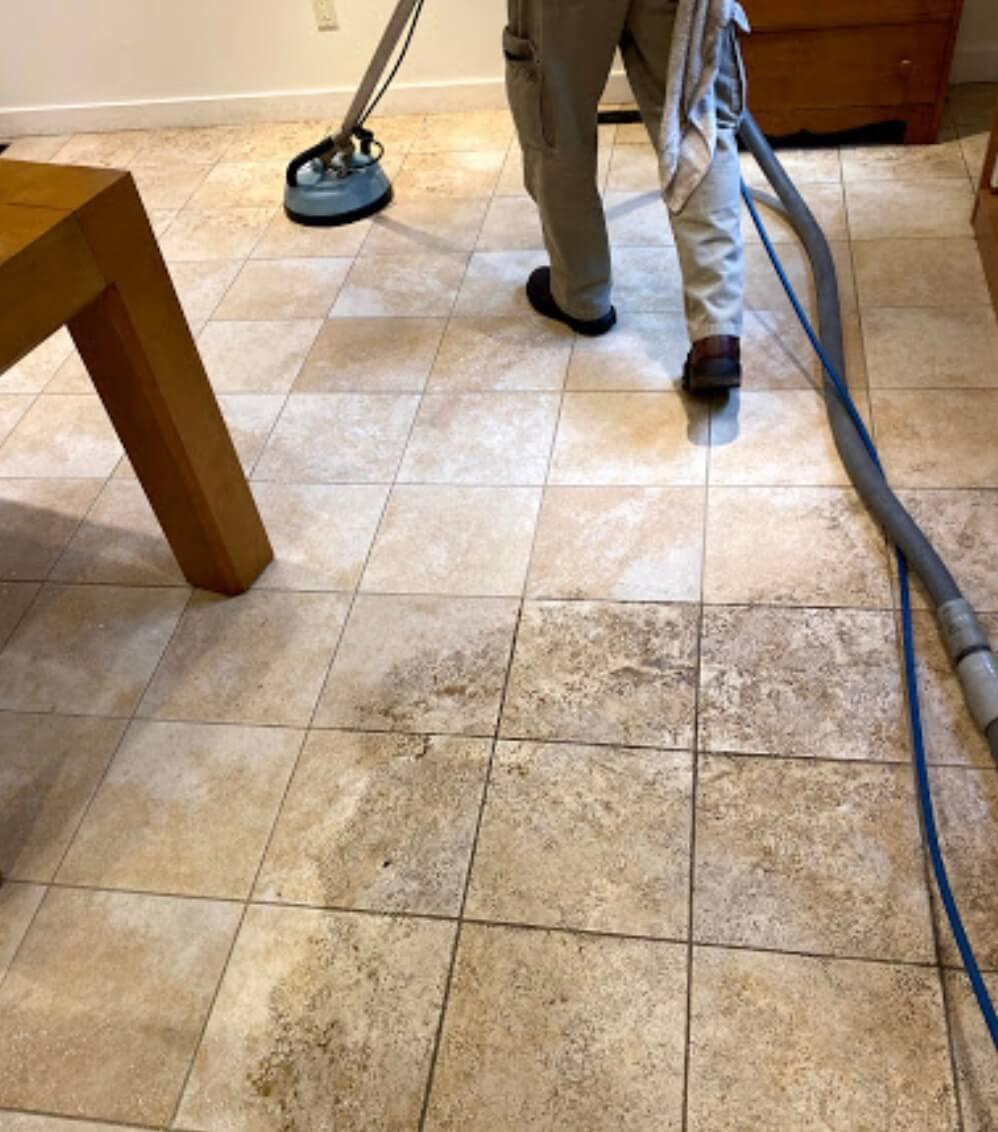 chem dry tile cleaner